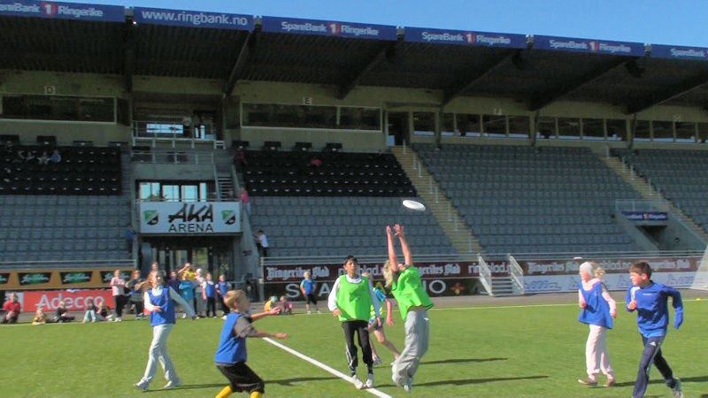 Hønefoss Ultimate Cup 2009